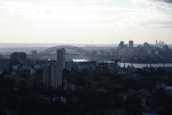 Meriton Serviced Apartments Bondi Junction : View from our room