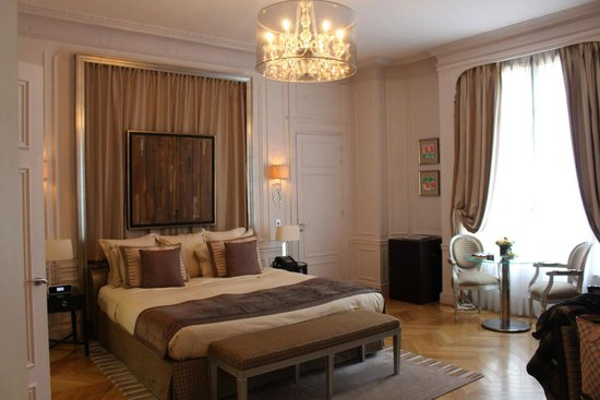 Majestic Hotel Spa Paris: Grand Deluxe Room
