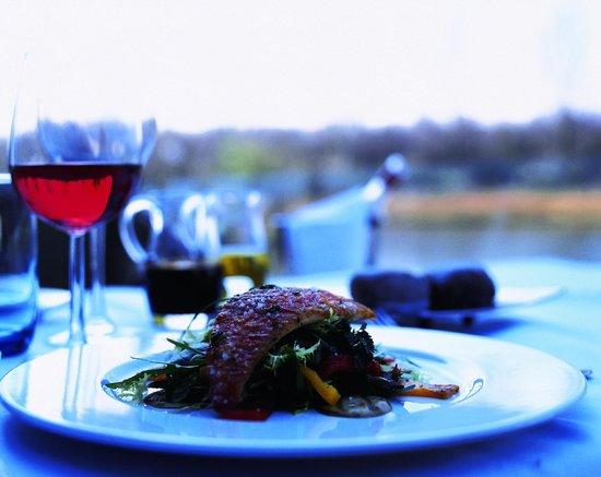 NH Capelle: Restaurant