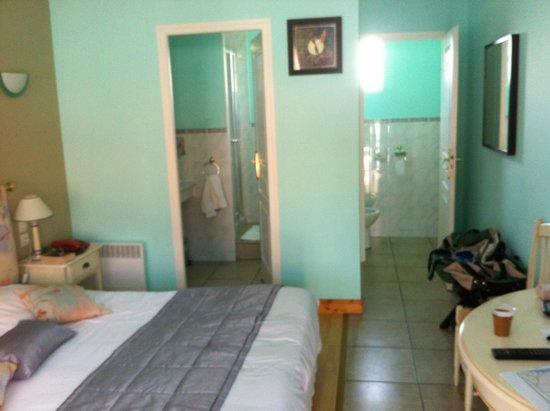 Les Augustines : Bedroom