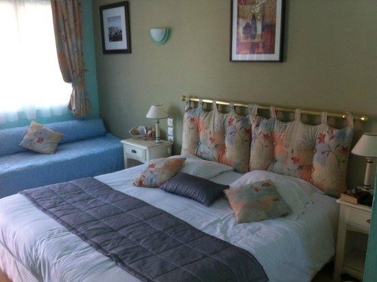 Les Augustines: Bedroom