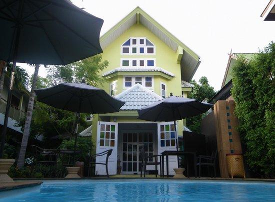 The Twenty Lodge: Twenty Lodge Reception