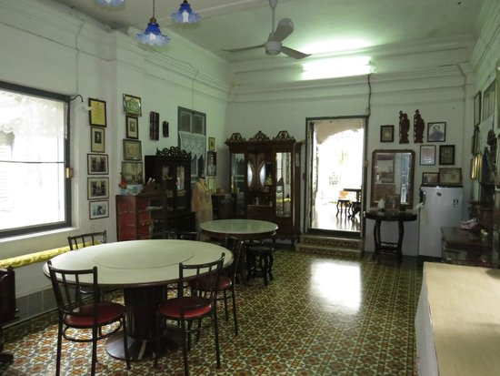 Phuket Heritage Trails Tours: mansion