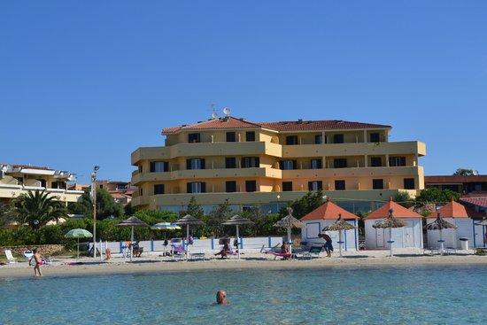 Hotel Castello : posizione dell'hotel stupendo