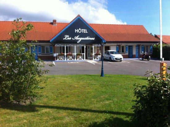 Les augustines quend frankrig hotel anmeldelser for Hotels quend