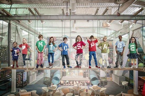 Kidspace Romford: Sky Trail