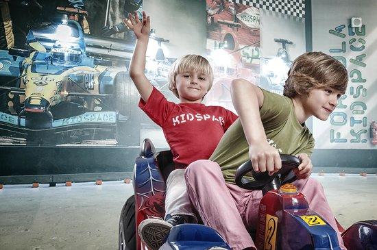 Kidspace: Go-karts