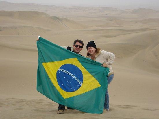 Viajes Paracas : Brasil no deserto