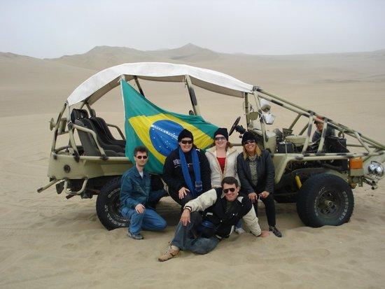 Viajes Paracas : Bugue irado