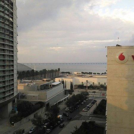 Tivoli Oriente Hotel: View from room 814. Very nice