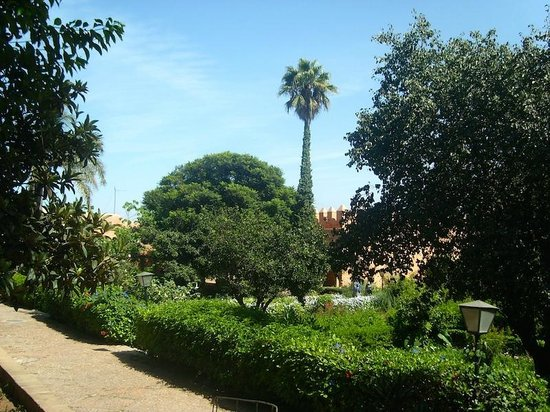 Andalusian Gardens : Jardines Andalousies, Kasbah de los Oudayas