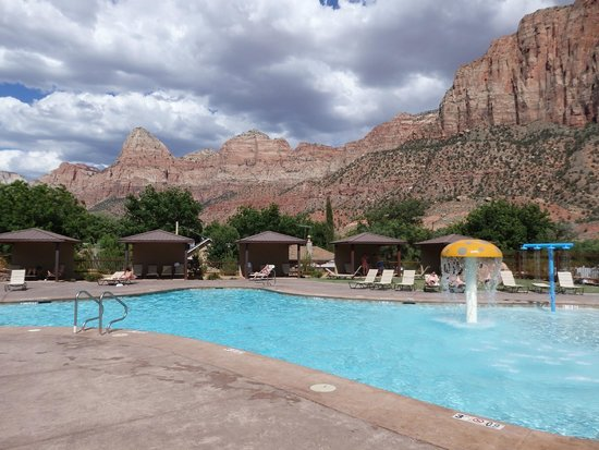 La Quinta Inn & Suites at Zion Park / Springdale: Beautiful place to relax