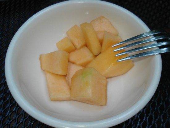 Old Town Manor: lovely melons