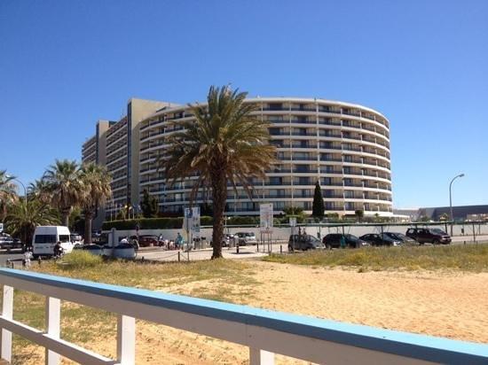 Vila Galé Ampalius : View from the beach !