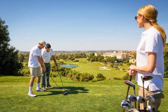 Barceló Jerez Montecastillo & Convention Center: Golf