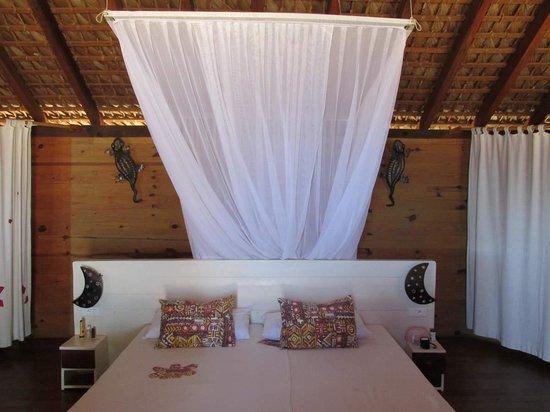 Anjiamarango Beach Resort: Our bungalow