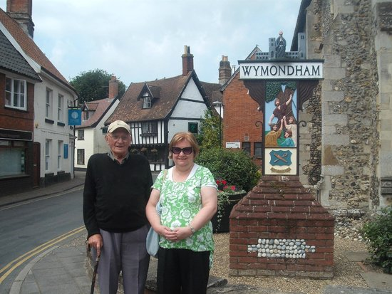 Wymondham and the Green Dragon