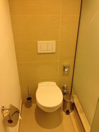 Ibis Styles Wien City: Toilet