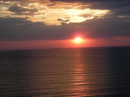 Mayor La Grotta Verde Grand Resort: Sunsets were spectacular
