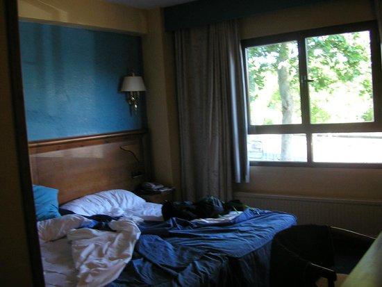Hotel Corregidor: camas