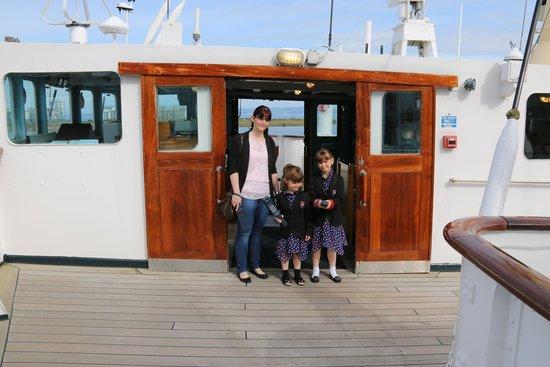 Britannia (navire) : HNY Britannia