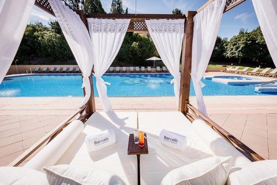 Barceló Montecastillo Golf: Balinese Bed