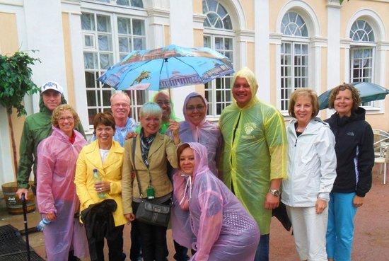 UlkoTours -Day Tours : Peterhof palace, summer 2013