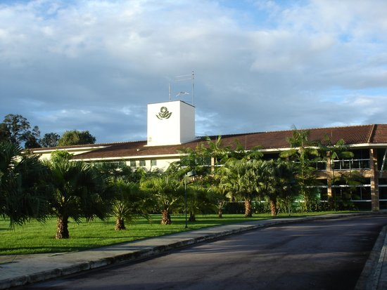 Amazonia Golf Resort: Chegada ao hotel