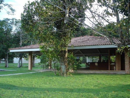 Amazonia Golf Resort: campo de golf