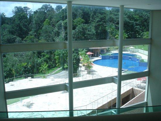 Amazonia Golf Resort: piscina