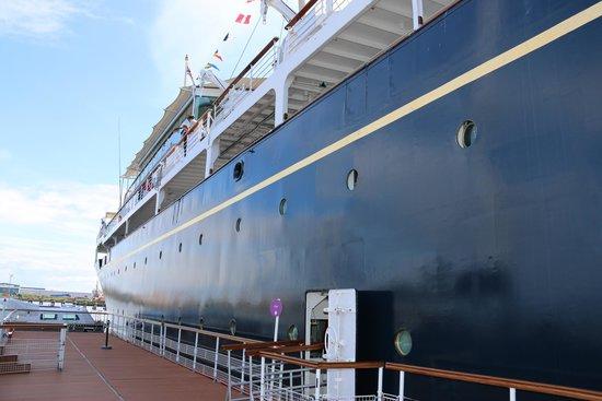 Britannia (navire) : HMY Britannia