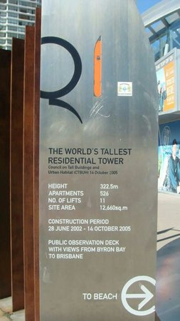 Q1 Resort and Spa: World Tallest Residential Tower...