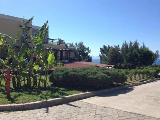 Bodrum Park Resort: Grounds
