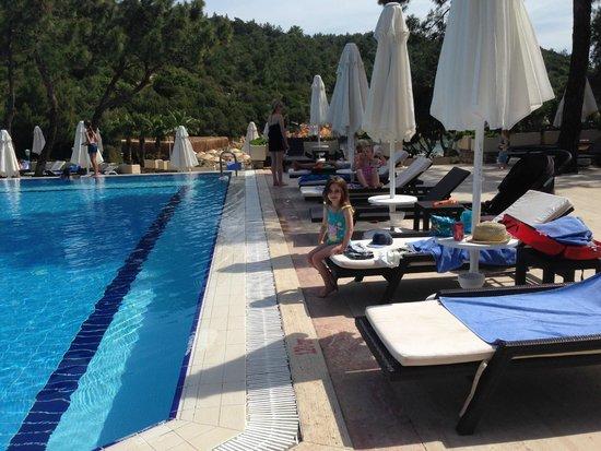 Bodrum Park Resort: Main Pool