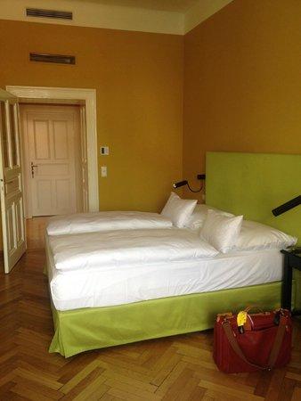Hotel Altstadt Vienna : Schlafzimmer