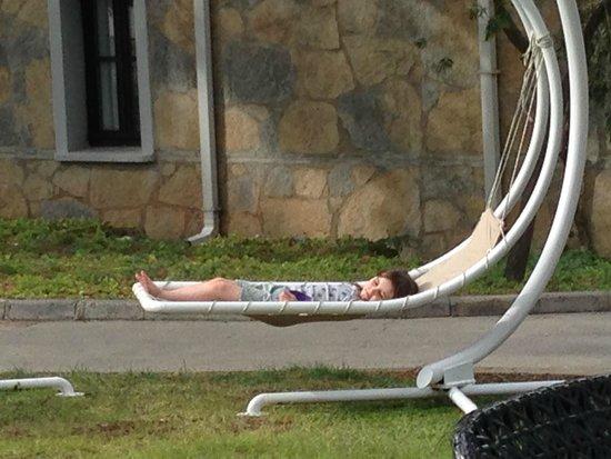 Bodrum Park Resort: Chilling Time