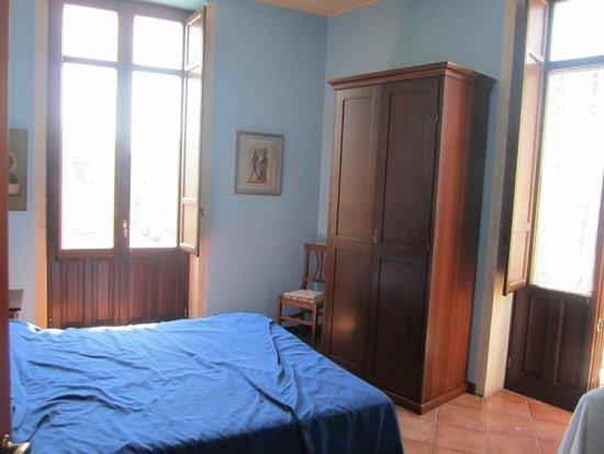 La Borgata: Our room