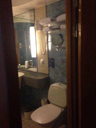 Radisson Blu Royal Viking Hotel, Stockholm : Clean bathrooms