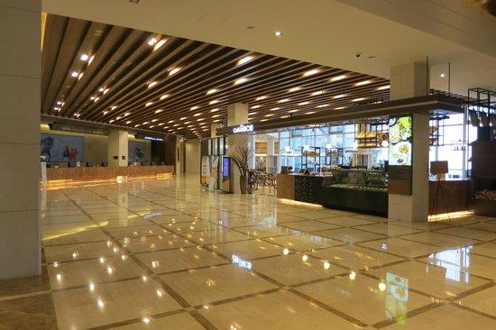 Delpino Golf & Resort: reception area