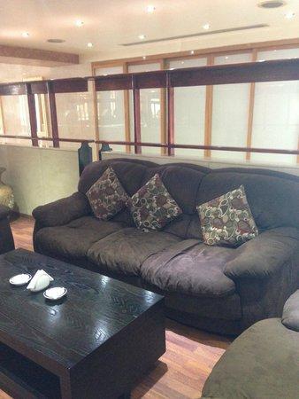 Ras Al Khaimah Hotel: Reception area