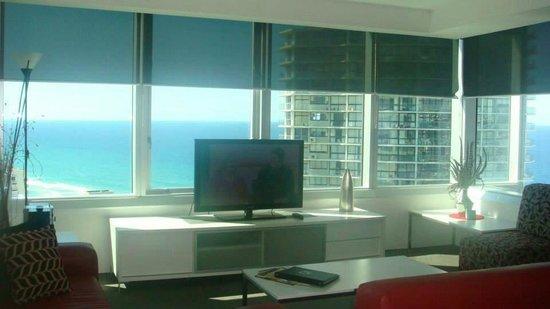 Q1 Resort and Spa: Q1 Ocean View Apartment 2902