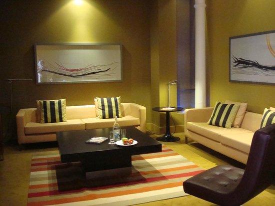 Pestana Palacio do Freixo : Suite Livingroom