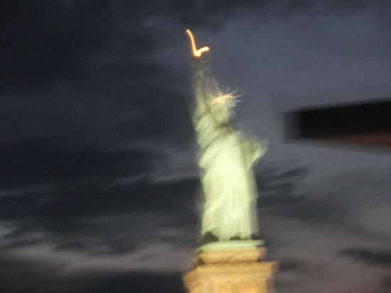 W New York - Union Square: Lady Liberty by Moonlight