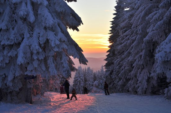 Hahnenklee-Bockswiese, Germany: Hahnenklee im Winter