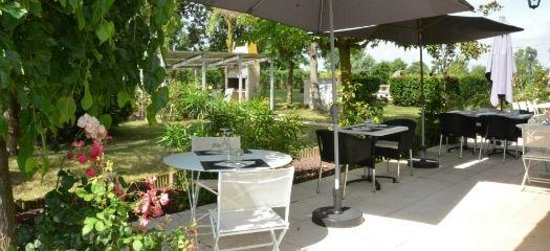 La Villa 31: terrasse