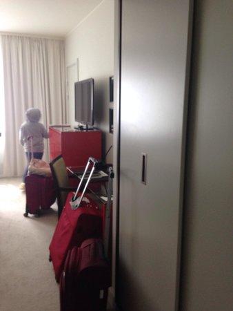 Elite Eden Park Hotel: Deluxe room