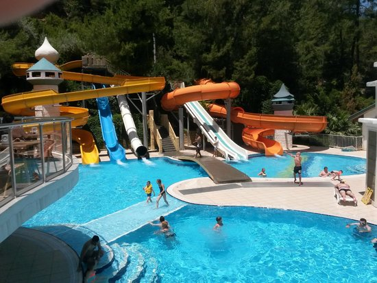 Turunc Hotel: Turunç otel aquapark