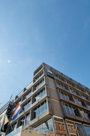 NH Amsterdam Caransa : Facade