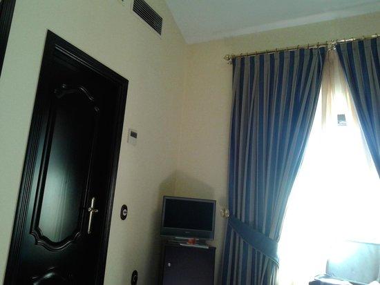 Hotel El Poeta de Ronda: Habitación
