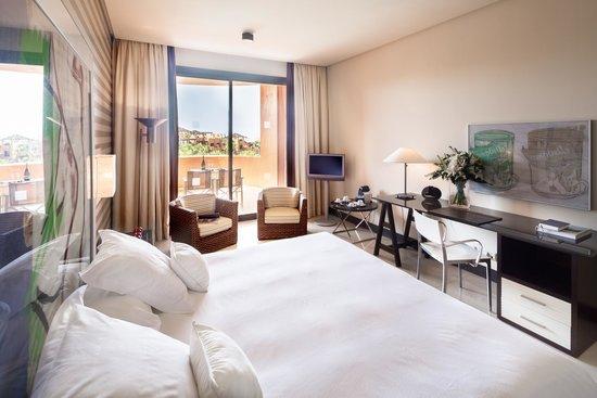 Barcelo Sancti Petri Spa Resort : Deluxe vista jardín
